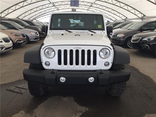 2017 Jeep Wrangler Unlimited Rubicon (Stk: 167916) in AIRDRIE - Image 2 of 19