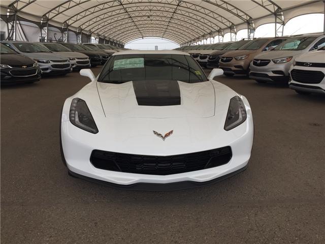 2019 Chevrolet Corvette Grand Sport (Stk: 167363) in AIRDRIE - Image 2 of 20