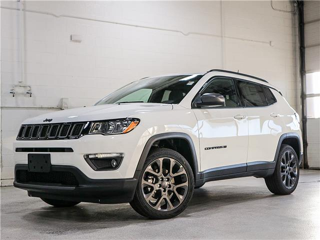 2021 Jeep Compass North (Stk: 21J126) in Kingston - Image 1 of 24