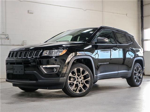 2021 Jeep Compass North (Stk: 21J133) in Kingston - Image 1 of 24