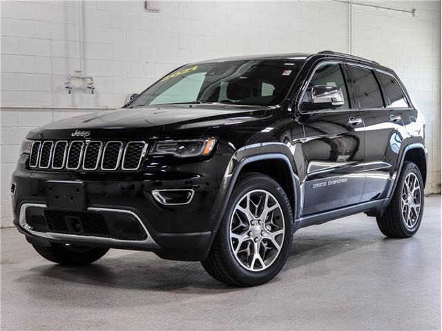 2021 Jeep Grand Cherokee Limited (Stk: 21J099) in Kingston - Image 1 of 26