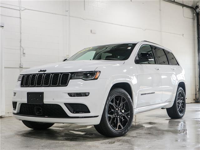 2021 Jeep Grand Cherokee Limited (Stk: 21J080) in Kingston - Image 1 of 25