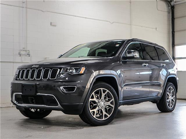 2021 Jeep Grand Cherokee Limited (Stk: 21J118) in Kingston - Image 1 of 23