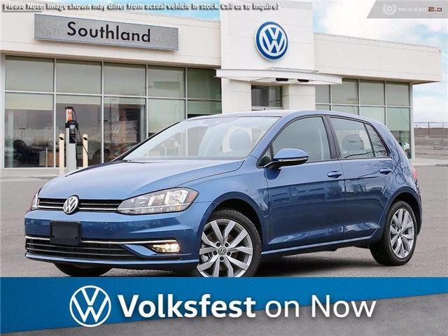 2021 Volkswagen Golf Highline (Stk: M21095) in Medicine Hat - Image 1 of 23