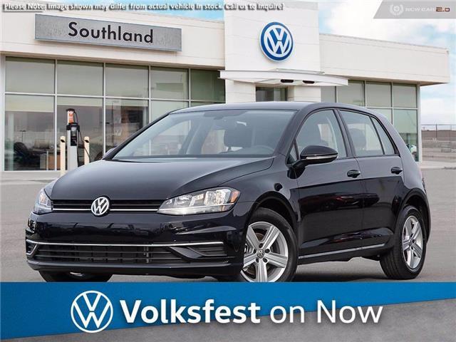 2021 Volkswagen Golf Comfortline (Stk: M21100) in Medicine Hat - Image 1 of 23