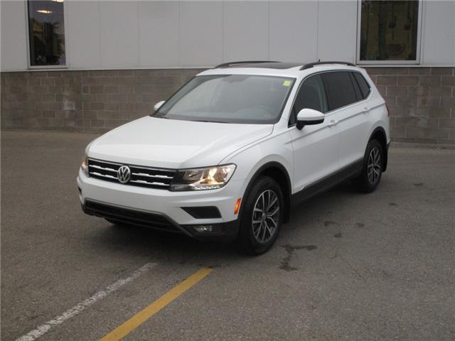 2021 Volkswagen Tiguan Comfortline (Stk: 210372) in Regina - Image 1 of 45