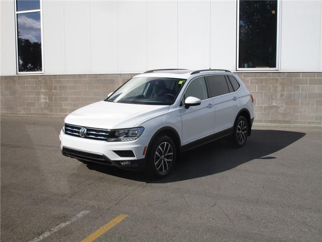 2021 Volkswagen Tiguan Comfortline (Stk: 210375) in Regina - Image 1 of 46
