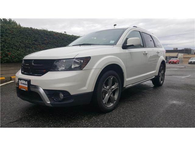 2017 Dodge Journey Crossroad (Stk: G0061) in Abbotsford - Image 1 of 23
