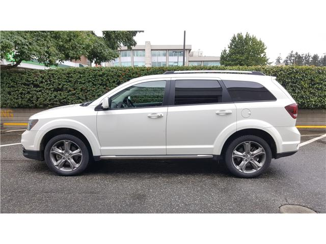 2017 Dodge Journey Crossroad (Stk: G0061) in Abbotsford - Image 2 of 23