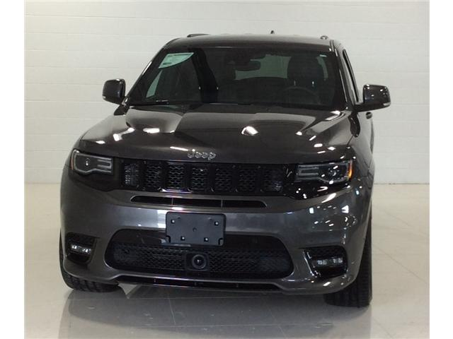 2017 Jeep Grand Cherokee SRT (Stk: T18279A) in Sault Ste. Marie - Image 1 of 12