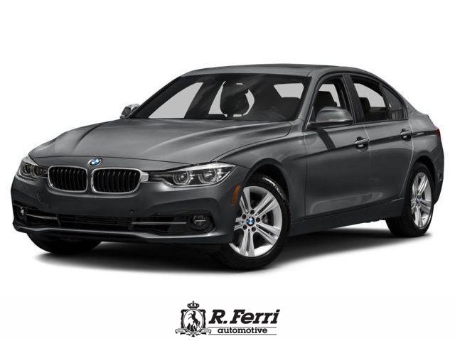 2018 BMW 330 i xDrive (Stk: 27529) in Woodbridge - Image 1 of 9