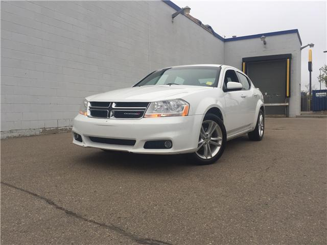 2013 Dodge Avenger SXT (Stk: D1020A) in Regina - Image 1 of 19
