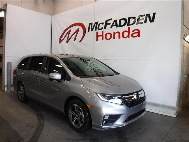 2019 Honda Odyssey EX (Stk: 1636) in Lethbridge - Image 1 of 18