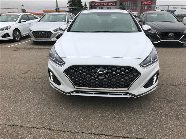 2018 Hyundai Sonata 2.4 Sport (Stk: 8SO2373) in Leduc - Image 1 of 6