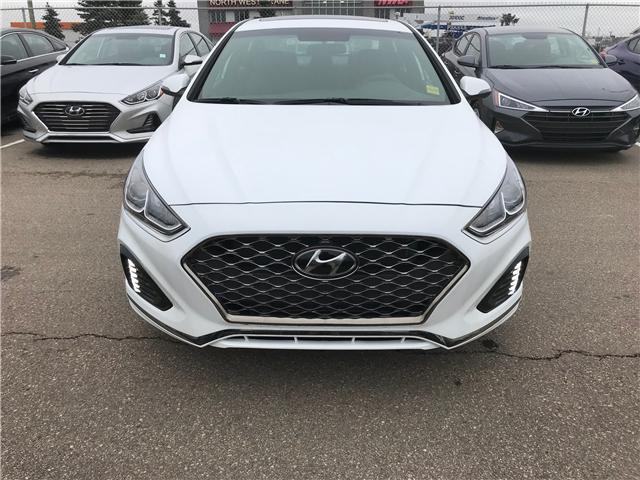2018 Hyundai Sonata 2.4 Sport (Stk: 8SO2368) in Leduc - Image 1 of 6