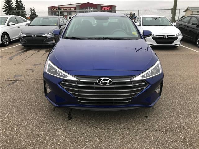 2019 Hyundai ELANTRA LE  (Stk: 9EL1028) in Leduc - Image 1 of 6