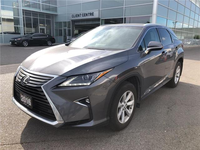 2016 Lexus RX 350 Base (Stk: 052811T) in Brampton - Image 1 of 22
