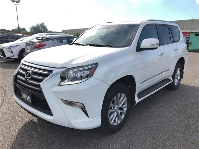 2016 Lexus GX 460 Base (Stk: 121963T) in Brampton - Image 1 of 21