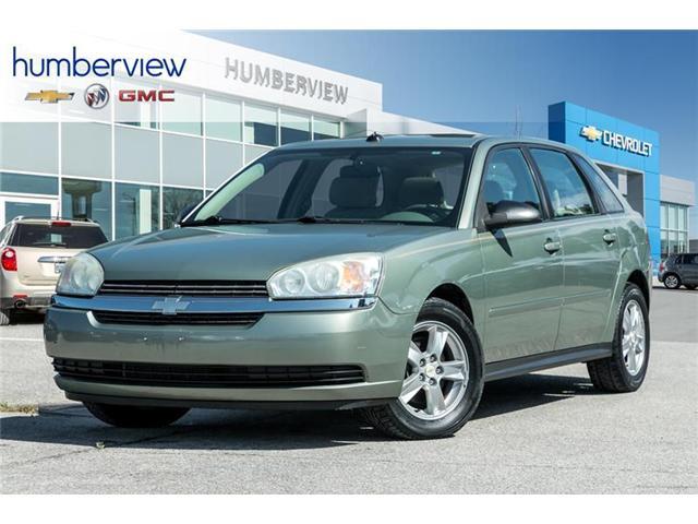 2005 Chevrolet Malibu Maxx LT (Stk: 18MB076AA) In Toronto   Image 1 Of ...