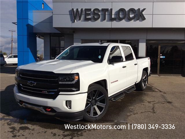 2018 Chevrolet Silverado 1500  (Stk: 18T198) in Westlock - Image 1 of 18