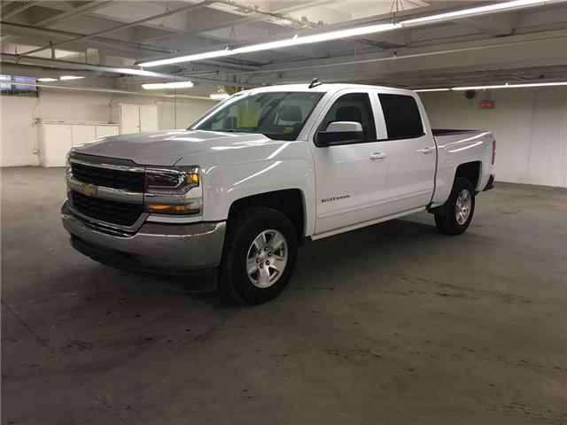 2018 Chevrolet Silverado 1500 1LT (Stk: WE076) in Edmonton - Image 1 of 22