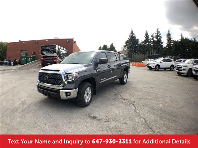 2019 Toyota Tundra SR5 Plus 5.7L V8 (Stk: K8090) in Mississauga - Image 1 of 18