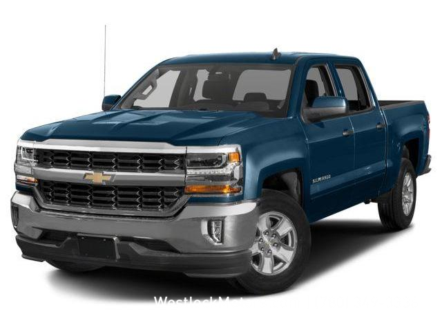 2018 Chevrolet Silverado 1500  (Stk: 18T301) in Westlock - Image 1 of 9