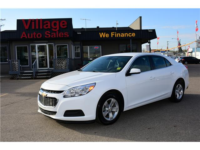 2016 Chevrolet Malibu Limited LT (Stk: P35584) in Saskatoon - Image 1 of 28