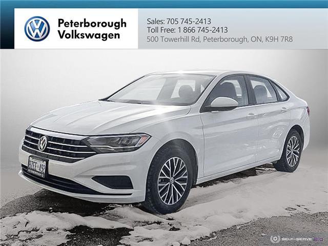 2021 Volkswagen Jetta Comfortline (Stk: 11555) in Peterborough - Image 1 of 23