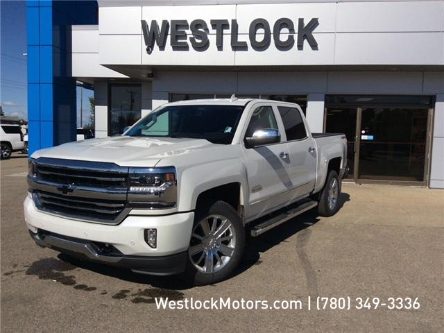 2018 Chevrolet Silverado 1500 High Country (Stk: 18T250) in Westlock - Image 1 of 3