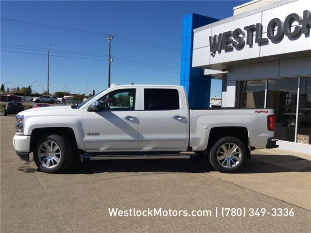 2018 Chevrolet Silverado 1500 High Country (Stk: 18T250) in Westlock - Image 2 of 3