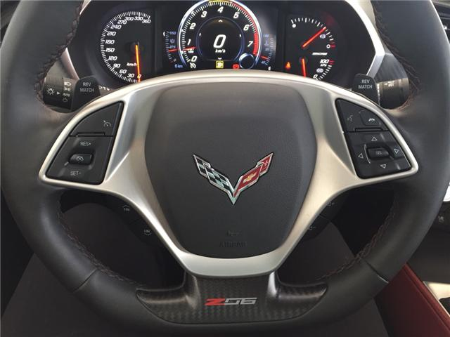 2019 Chevrolet Corvette Z06 (Stk: 167760) in AIRDRIE - Image 14 of 20