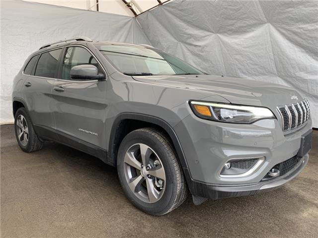2021 Jeep Cherokee Limited (Stk: 211302) in Thunder Bay - Image 1 of 19