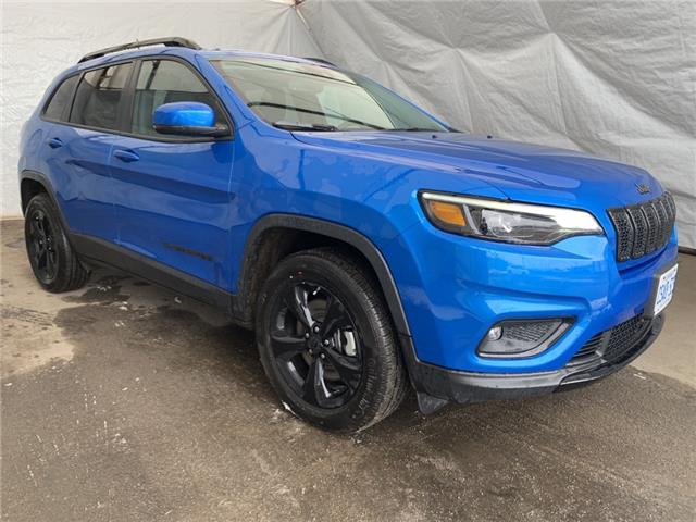 2021 Jeep Cherokee Altitude (Stk: 211130) in Thunder Bay - Image 1 of 20
