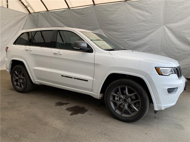 2021 Jeep Grand Cherokee Limited (Stk: 211169) in Thunder Bay - Image 1 of 22