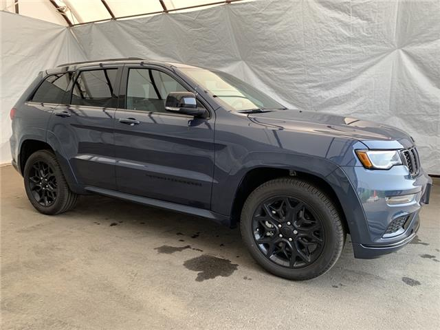 2021 Jeep Grand Cherokee Limited (Stk: 211327) in Thunder Bay - Image 1 of 22