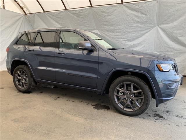 2021 Jeep Grand Cherokee Limited (Stk: 211107) in Thunder Bay - Image 1 of 23