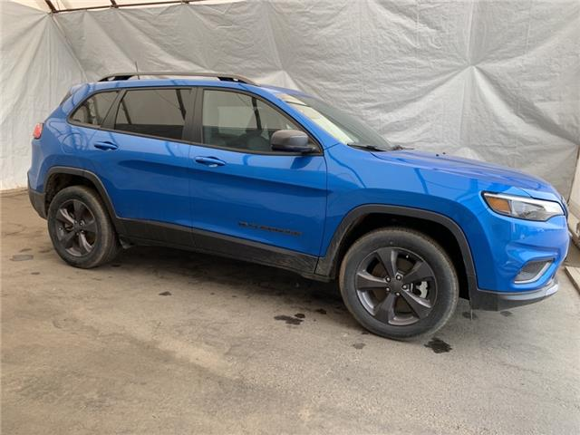 2021 Jeep Cherokee North (Stk: 211056) in Thunder Bay - Image 1 of 23