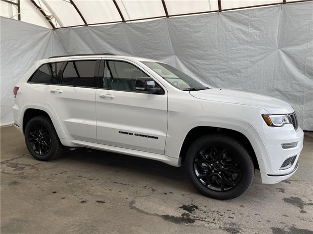 2021 Jeep Grand Cherokee Limited (Stk: 211512) in Thunder Bay - Image 1 of 23