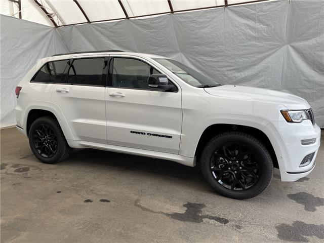 2021 Jeep Grand Cherokee Limited (Stk: 211514) in Thunder Bay - Image 1 of 23