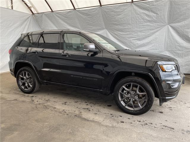 2021 Jeep Grand Cherokee Limited (Stk: 211083) in Thunder Bay - Image 1 of 23