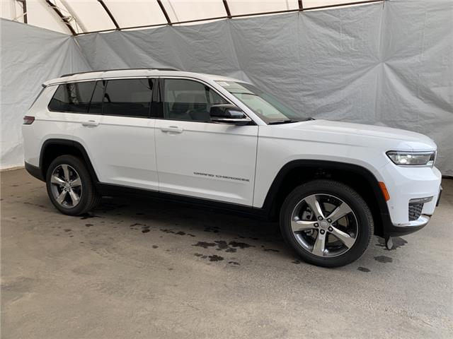 2021 Jeep Grand Cherokee L Limited (Stk: 211477) in Thunder Bay - Image 1 of 25