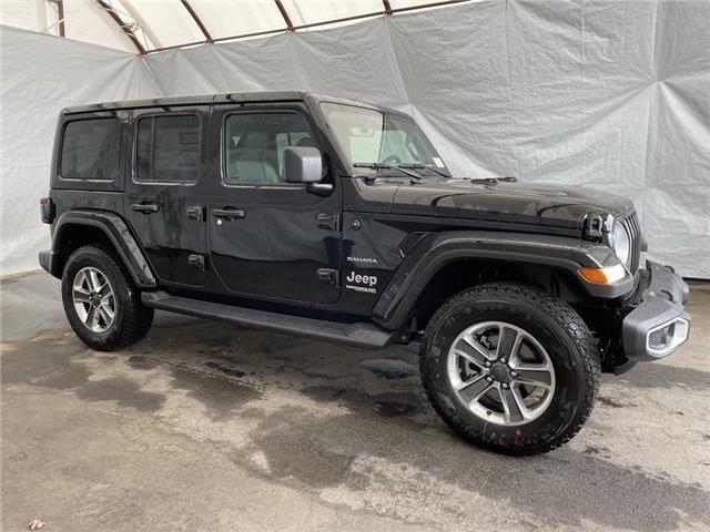 2021 Jeep Wrangler Unlimited Sahara (Stk: 211508) in Thunder Bay - Image 1 of 23