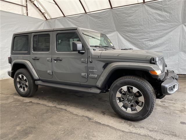 2021 Jeep Wrangler Unlimited Sahara (Stk: 211530) in Thunder Bay - Image 1 of 24