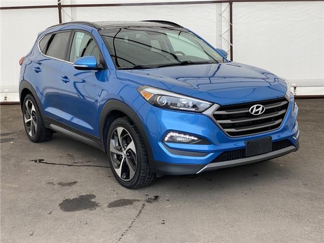 2016 Hyundai Tucson Limited (Stk: 17540AZ) in Thunder Bay - Image 1 of 19