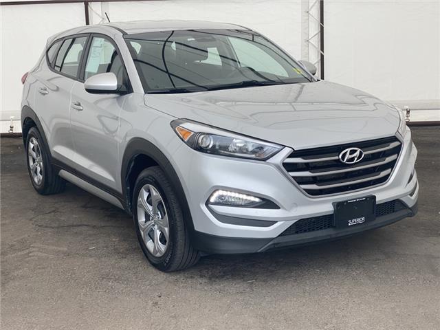 2018 Hyundai Tucson Base 2.0L (Stk: 17607A) in Thunder Bay - Image 1 of 17