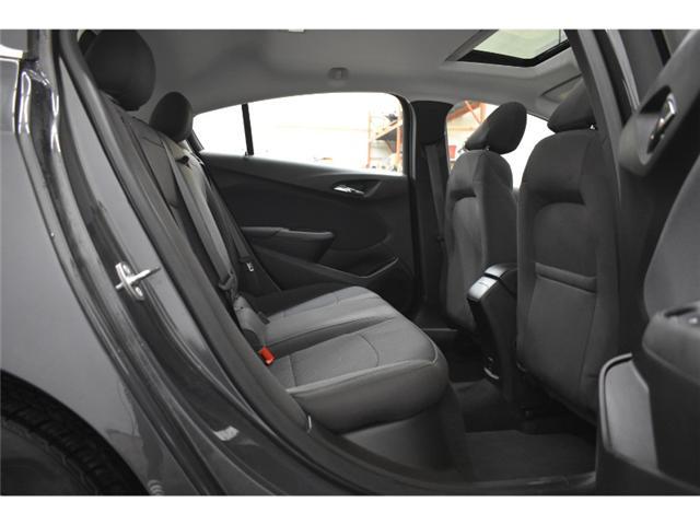 2018 Chevrolet Cruze LT -  SUNROOF * BACKUP CAM (Stk: B2296) in Kingston - Image 19 of 30