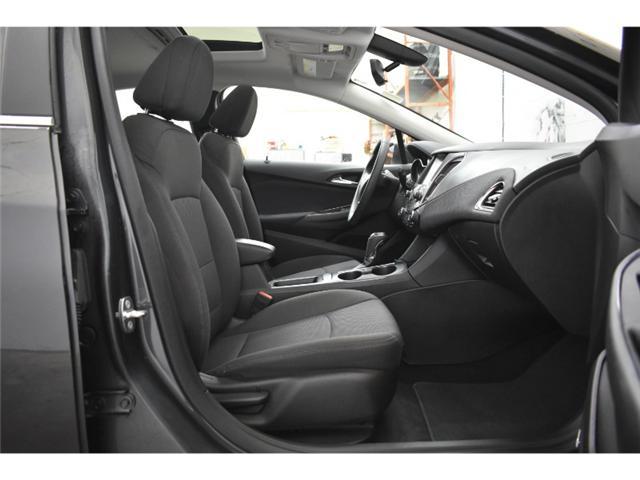 2018 Chevrolet Cruze LT -  SUNROOF * BACKUP CAM (Stk: B2296) in Kingston - Image 20 of 30