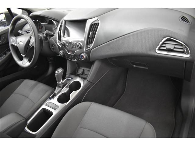 2018 Chevrolet Cruze LT -  SUNROOF * BACKUP CAM (Stk: B2296) in Kingston - Image 21 of 30