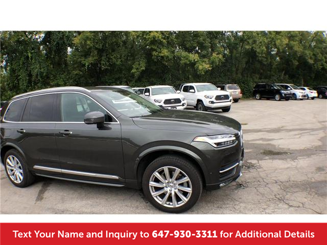 2018 Volvo XC90 T6 Inscription (Stk: J8702A) in Mississauga - Image 2 of 18